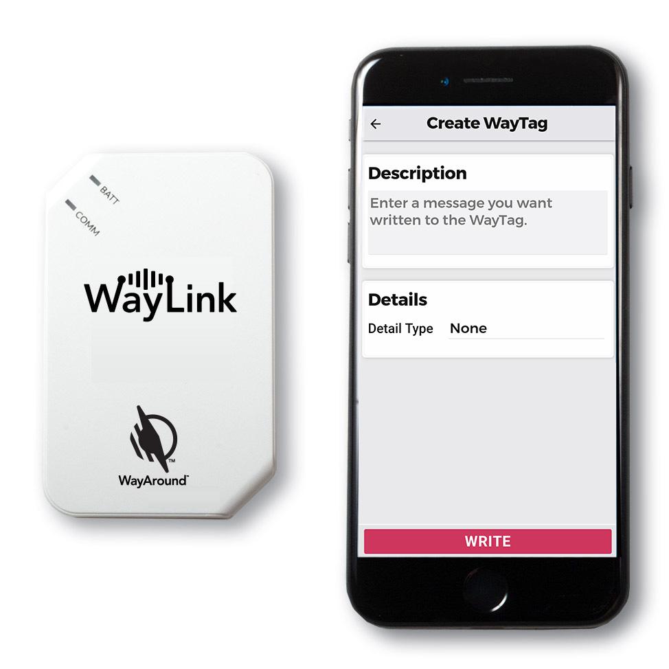 WayLink Scanner