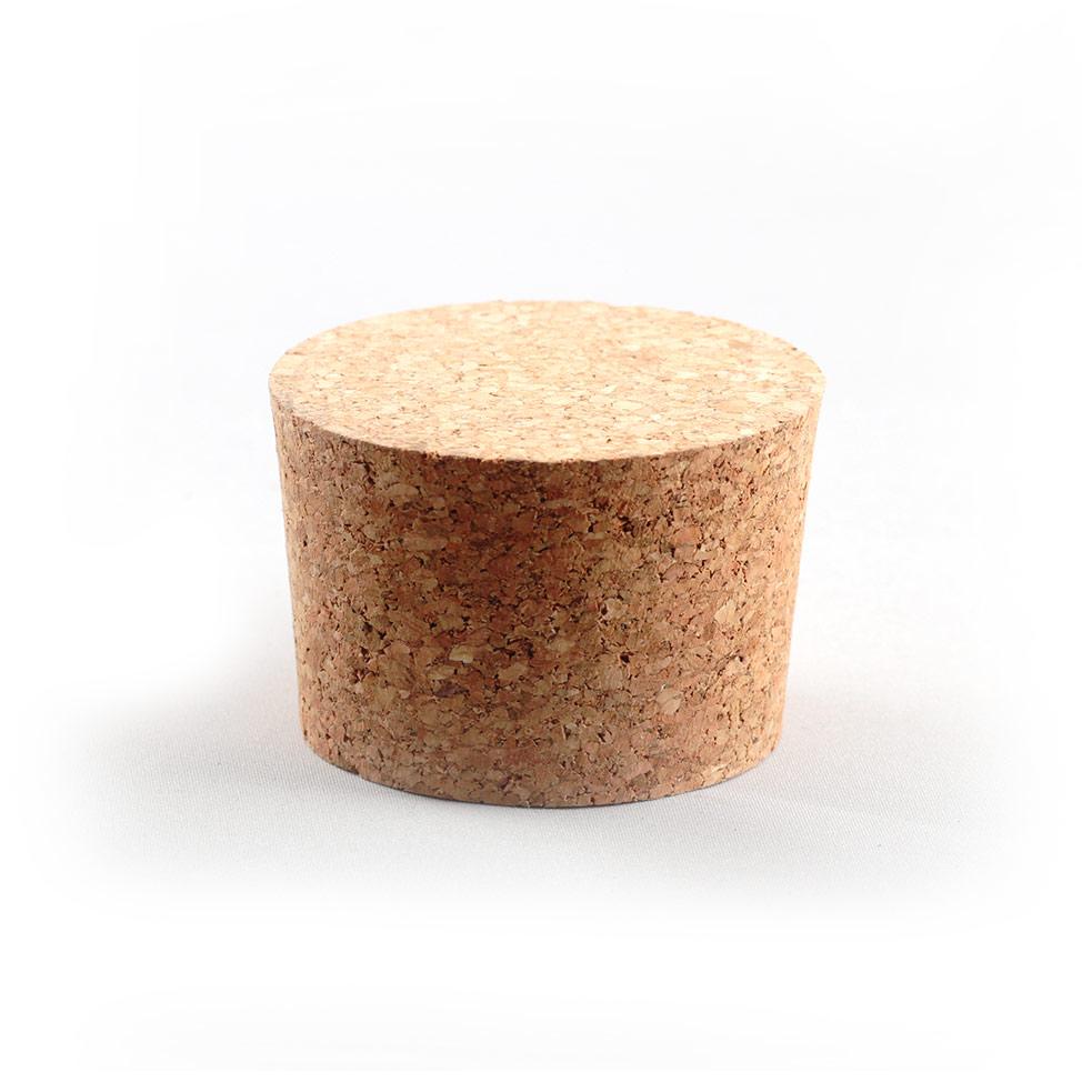 A wide cork